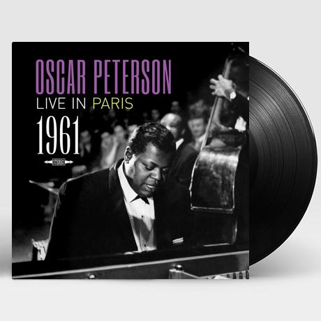 LIVE IN PARIS 1961 [LP] [한정반]
