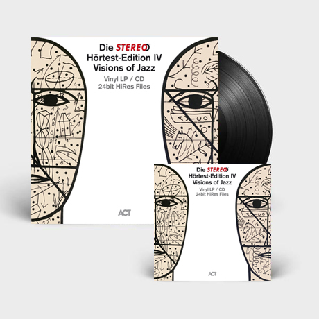DIE STEREO HORTEST EDITION 4: VISIONS OF JAZZ [180G LP+CD]
