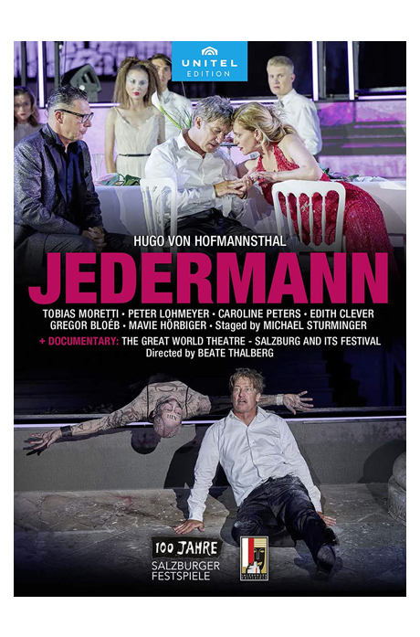 HOFMANNSTHAL: JEDERMANN [호프만스탈: 연극 <예더만>] [2020년 잘츠부르크 페스티벌 실황]