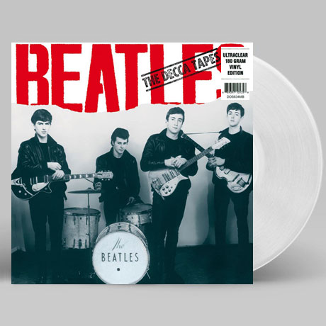 THE DECCA TAPES [180G CLEAR LP]