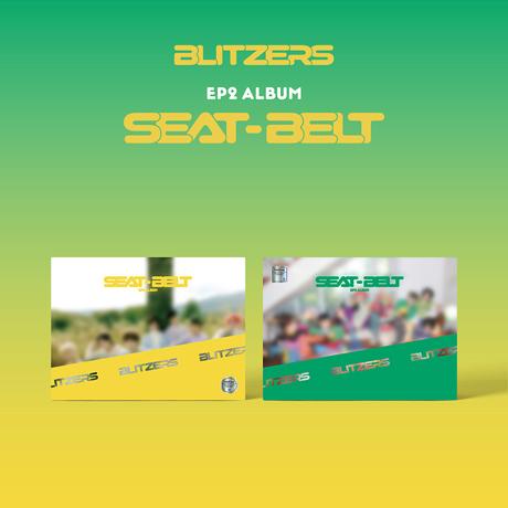 SEAT-BELT [EP2] [2종 세트]