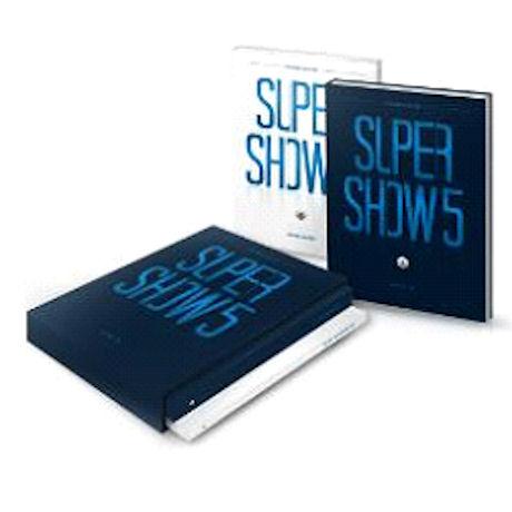 WORLD TOUR SUPER SHOW5  [공연화보집]