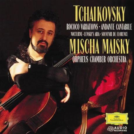ROCOCO VARIATIONS/ MISCHA MAISKY [차이코프스키: 로코코 변주곡 - 미샤 마이스키]