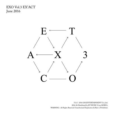 EX'ACT [KOREAN VER] [정규 3집]