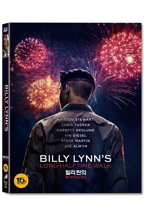 빌리 린의 롱 하프타임 워크 3D+2D [슬립케이스 한정판] [BILLY LYNN'S LONG HALFTIME WALK]