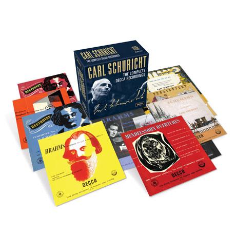 THE COMPLETE DECCA RECORDINGS [칼 슈리히트: 데카 전집 (오리지널커버)]