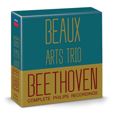 COMPLETE PHILIPS RECORDINGS/ BEAUX ARTS TRIO [베토벤: 피아노 삼중주 전곡 - 보자르 트리오]