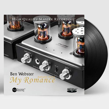 MY ROMANCE [180G HQ LP]