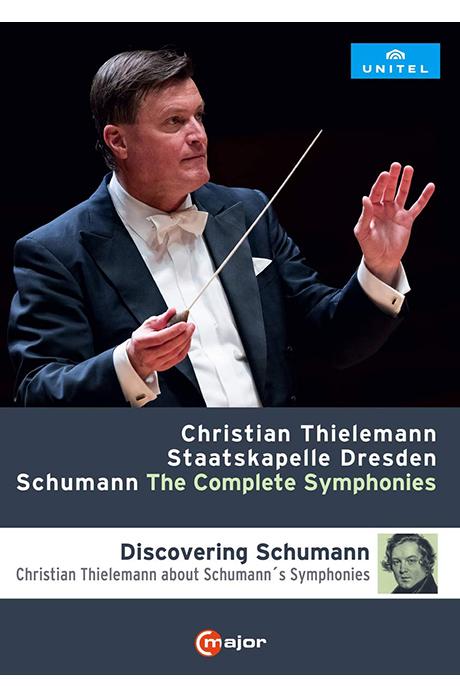 THE COMPLETE SYMPHONIES/ CHRISTIAN THIELEMANN [슈만: 교향곡 전곡 1-4번 | 크리스찬 틸레만] [한글자막]