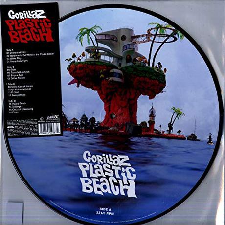 PLASTIC BEACH [PICTURE DISC LP] [한정반]