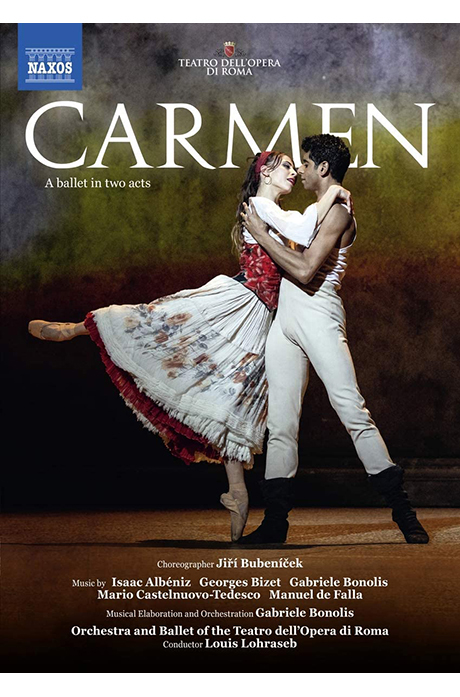 CARMEN: A BALLET IN TWO ACTS/ JIRI BUBENICEK [부베니체크의 창작발레 카르멘]