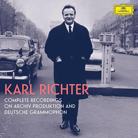 COMPLETE RECORDINGS ON ARCHIV PRODUKTION AND DEUTSCHE GRAMMOPHON [97CD+3BD] [칼 리히터: DG, ARCHIV 녹음 전집]