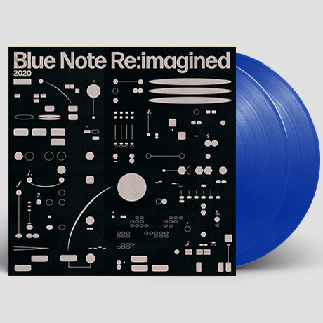 BLUE NOTE RE:IMAGINED 2020 [BLUE LP] [한정반]