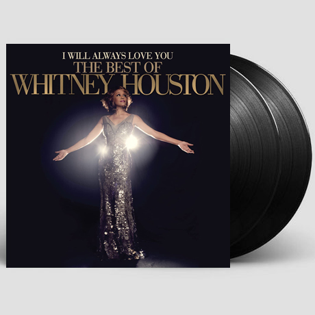 I WILL ALWAYS LOVE YOU: THE BEST OF WHITNEY HOUSTON [LP]