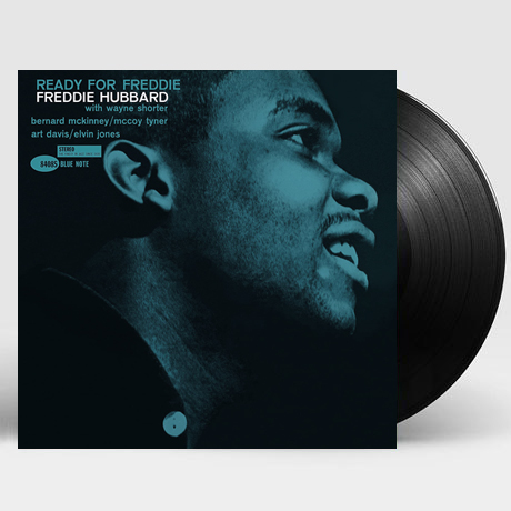 READY FOR FREDDIE [THE CLASSIC VINYL REISSUE SERIES] [BLUE NOTE'S 80TH ANNIVERSARY CELEBRATION] [180G LP]