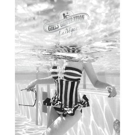GIRLS` GENERATION IN LAS VEGAS [포토북+DVD] [라스베가스 화보집]