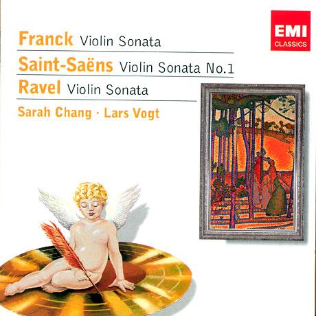 VIOLIN SONATAS/ SARAH CHANG/ LARS VOGT