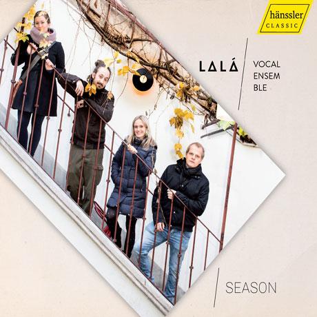 SEASON/ LA LA VOCAL ENSEMBLE [라라 보칼 앙상블: 아카펠라로 듣는 다양한 작품들]