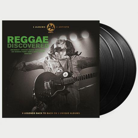 REGGAE DISCOVERED: 3 ALBUMS 6 ARTISTS [LP]