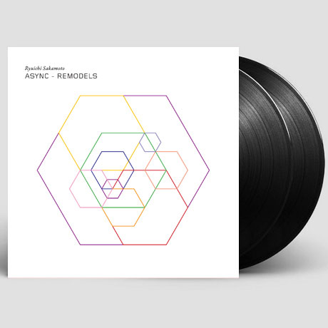 ASYNC: REMODELS [180G LP]