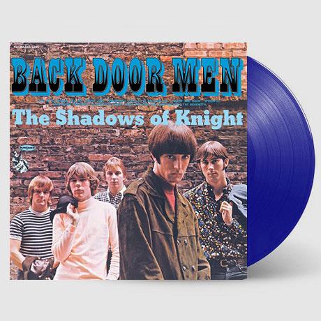 BACK DOOR MEN [BLUE LP]