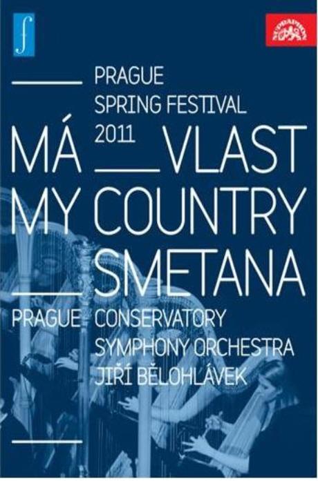 MA VLAST/ JIRI BELOHLAVEK [스메타나: 나의 조국 전곡, 다큐멘터리: 가장 젊은 프라하의 봄] [PAL방식]