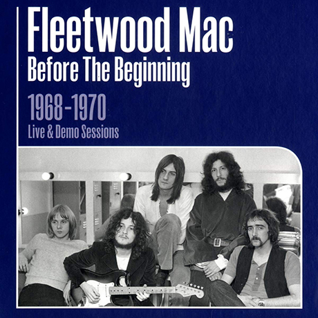 BEFORE THE BEGINNING 1968-1970: RARE LIVE & DEMO SESSIONS