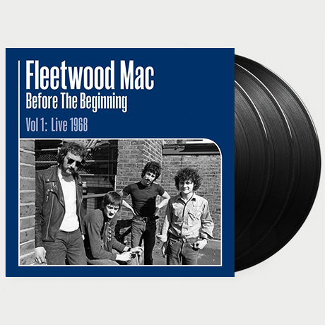 BEFORE THE BEGINNING VOL.1: LIVE 1968 [180G LP]