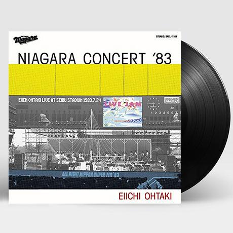 NIAGARA CONCERT 83 [한정반] [LP]