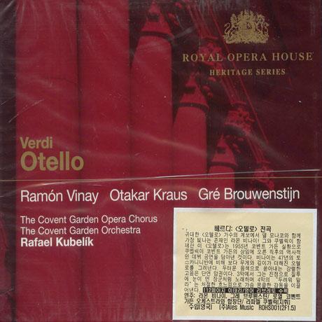 OTELLO/ RAFAEL KUBELIK
