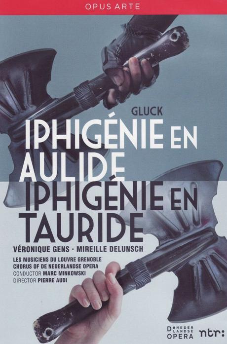 IPHIGENIE EN AULIDE & IPHIGENIE EN TAURIDE/ MARC MINKOWSKI [글룩: 아울리드의 이피게니아 & 타우리드의 이피게니아]