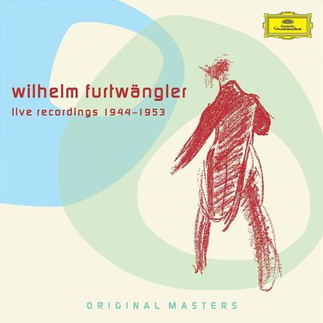LIVE RECORDINGS 1944-1953 [ORIGINAL MASTERS] [빌헬름 푸르트벵글러: 실황녹음 모음집]