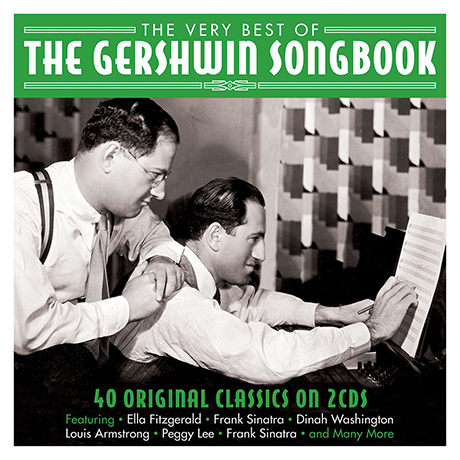 THE VERY BEST OF THE GERSHWIN SONGBOOK