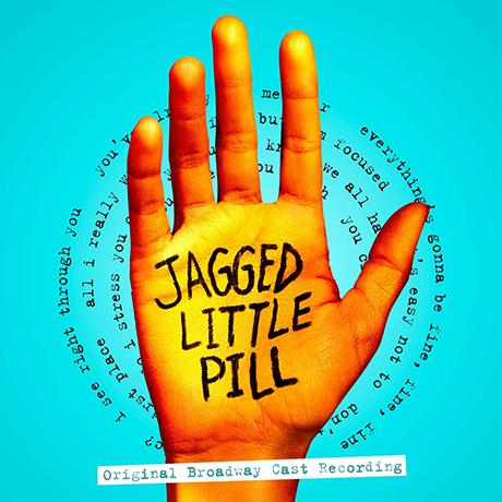 JAGGED LITTLE PILL: ORIGINAL BROADWAY CAST RECORDING [뮤지컬 재그드 리틀 필]