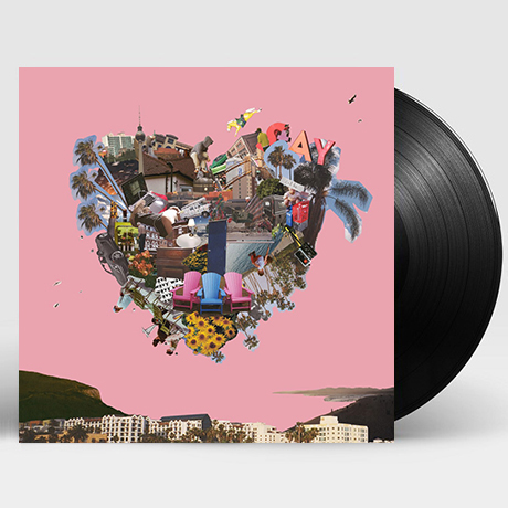 LOVE PART 1 [EP] [LP] [한정반]