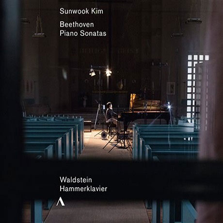 BEETHOVEN: PIANO SONATAS - WALDSTEIN, HAMMERKLANIER [베토벤: 피아노 소나타 - 김선욱]