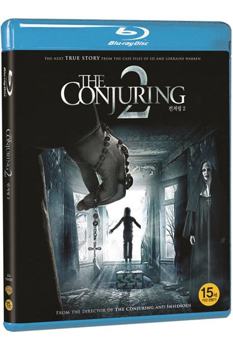 컨저링 2 [THE CONJURING 2] [19년 7월 블루레이 한정수량 파격할인 프로모션]