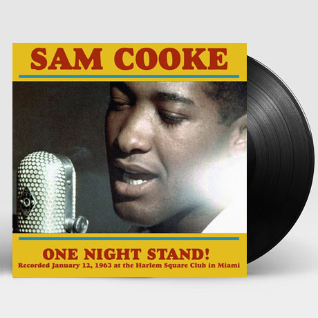 ONE NIGHT STAND! 1963 AT THE HARLEM SQUARE CLUB IN MIAMI [LIMITED] [LP]