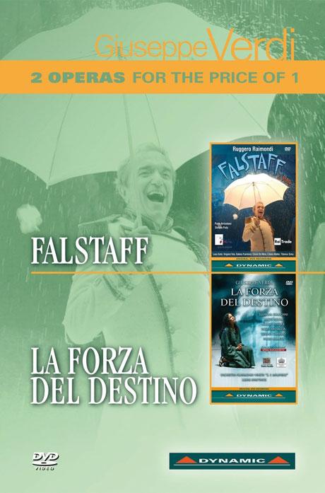 FALSTAFF+LA FORZA DEL DESTINO [베르디: 팔스타프+운명의 힘]