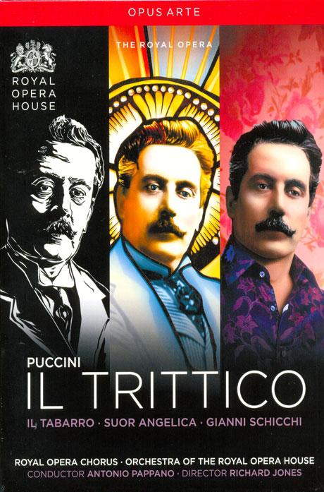 IL TRITTICO/ ANTONIO PAPPANO [푸치니: 일 트리티코]