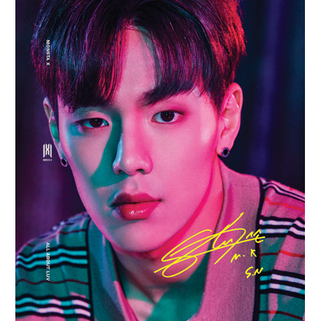 ALL ABOUT LUV [SHOWNU - STANDARD CASEMADE BOOK 7]