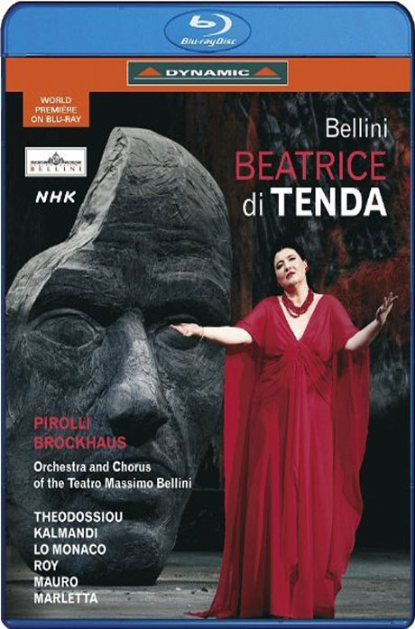 BEATRICE DI TENDA/ ANTONIO PIROLLI [벨리니: 텐다의 베아트리체]