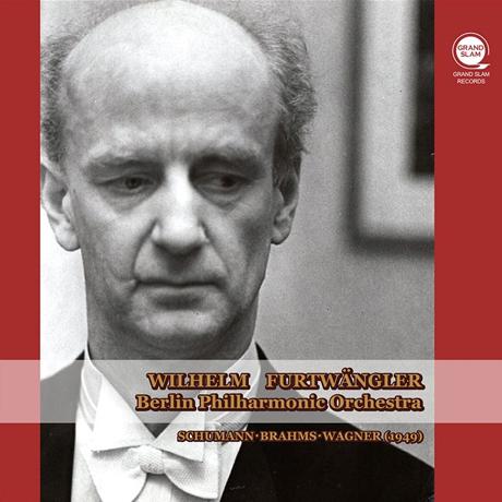 ORCHESTRAL WORKS/ WILHELM FURTWANGLER [슈만: 만프레드, 브람스: 교향곡 3번, 바그너: 지그프리트의 장송 행진 외 - 푸르트뱅글러]