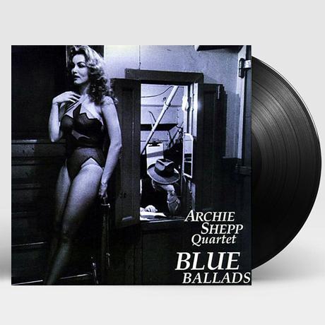 BLUE BALLADS [180G LP] [한정반]