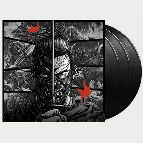 GHOST OF TSUSHIMA: MUSIC FROM THE VIDEO GAME [고스트 오브 쓰시마] [LP]