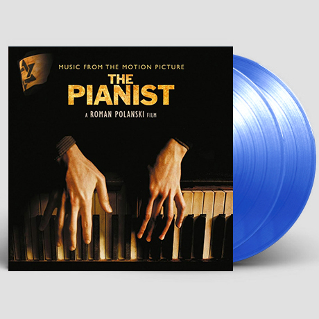 THE PIANIST [피아니스트] [180G CLEAR BLUE LP]