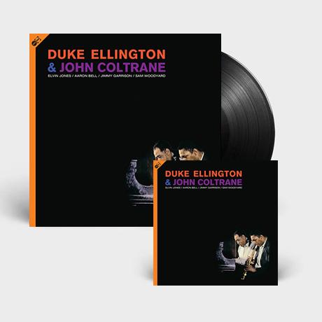 DUKE ELLINGTON & JOHN COLTRANE [180G LP+CD]