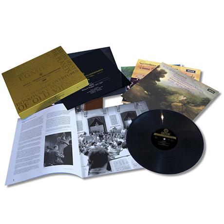 THE CLASSICAL EDITION [LP] [빈 필하모닉 오케스트라: 관현악 걸작녹음] [한정반]
