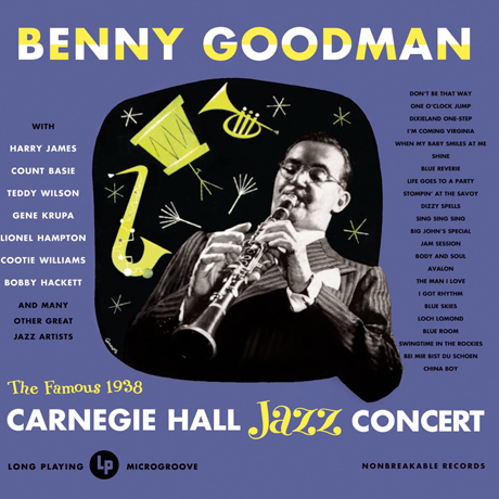 AT CARNEGIE HALL 1938 [COMPLETE]