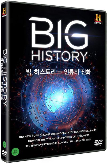 히스토리채널: 빅 히스토리 - 인류의 진화 [BIG HISTORY]